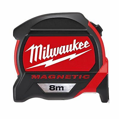 Milwaukee 8M Magnetic Pro Tape Measure GEN2 - Metric Only 48227308