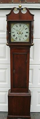Eight Day Long Case Clock by Thomas Farnham of Bridport.