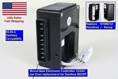 Replacement Electronic Controller Module QDZH35G QDZH43G 12V 24V DC Compressor
