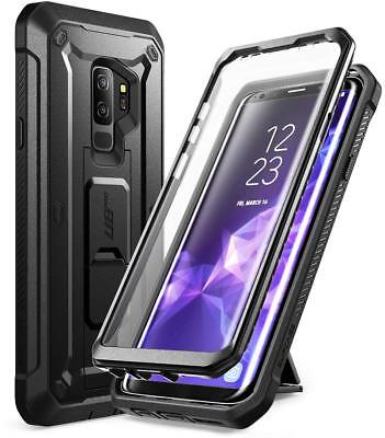 SUPCASE Samsung Galaxy S9+ Plus Case Cover UB Rugged Screen Protector Kickstand