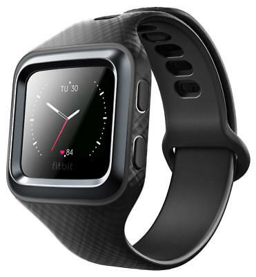 100% authentic eec98 363a7 CLAYCO APPLE WATCH 4, 44mm Band Strap Case Protective Cover- Black ...