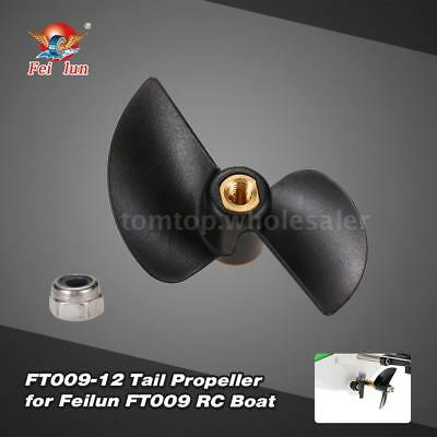Original Feilun FT009-12 Tail Propeller Boat Spare Part for Feilun FT009 RC W1D5
