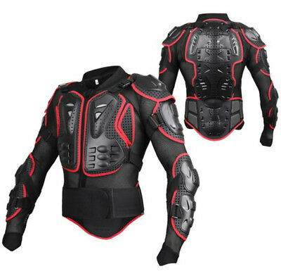 Motocross Body Armor Motorcycle Racing Jacket Outdoor Full Body Protector Gear