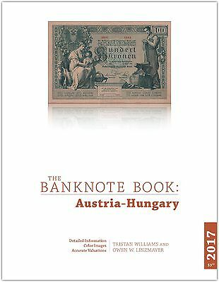 Austria-Hungary chapter from new catalog of world notes, The Banknote Book