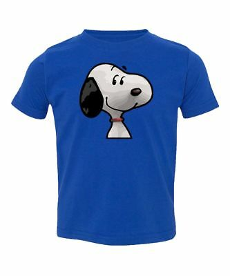 Adorable Snoopy Kids Toddler T-Shirt