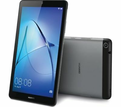 """Huawei MediaPad T3 7"""" Quad Core/1GB-16GB + WiFi Android Tablet *SPACE GREY*"""