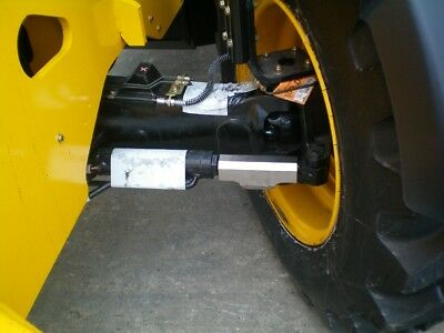 Tractor Anti Theft Security Lock Robust System JCB, Manitou, CAT, Telehandler