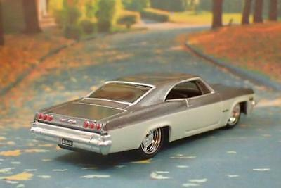 1965 chevrolet impala ss super sport muscle car 1/64 scale limited