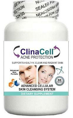 Acne Pills Spots Scars Clear Skin Blackheads Remover Blemishes Clogged Pores