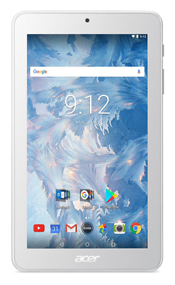 Acer Iconia One 7 Inch 1.3GHz 1GB 16GB Android 7.0 WiFi Tablet - White