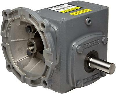 Boston Gear F71860KB5J Right Angle Gearbox NEMA 56C Flange Input Left Output