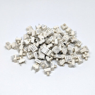 (100PCS LOT) 94HCB08T Coded Rotary Switch 8 Positions - New - US Shipping
