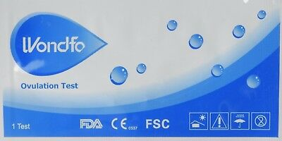 LH Test Strips Wondfo Ovulation Tests One Step 50 Count New Exp 03/2020 No Tax