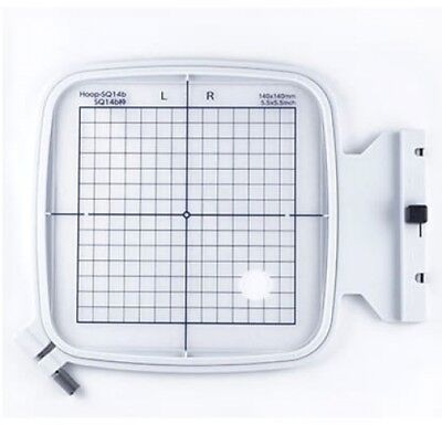Janome SQ14B 5.5' X 5.5' Embroidery Hoop Fits MC500E, 400E And More!