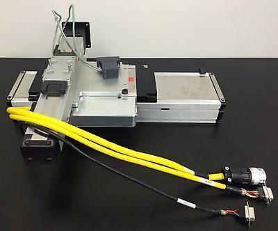 WARRANTY Parker Daedal XY Precision Linear Actuator Slide stage e4a