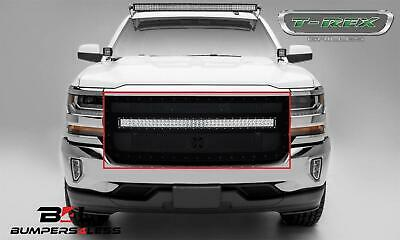 T-Rex 6311271-BR Torch LED Light Grille for 2016-2019 Chevrolet Silverado 1500