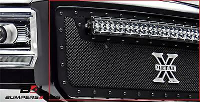 T-Rex 6312091-BR Torch Series LED Light Grille for 2011-2019 GMC Sierra 2500 HD
