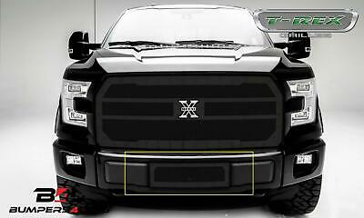 T-Rex 6725731-BR Metal Bumper Grille Overlay for 2015-2019 Ford F-150