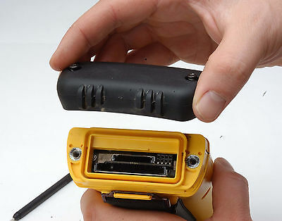 McElroy DataLogger 5 Standard Compact Flash CF Top Cover Cap