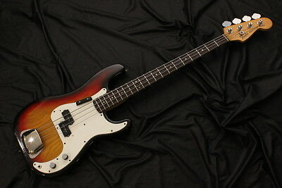 Fender 1978 Precision Bass Used