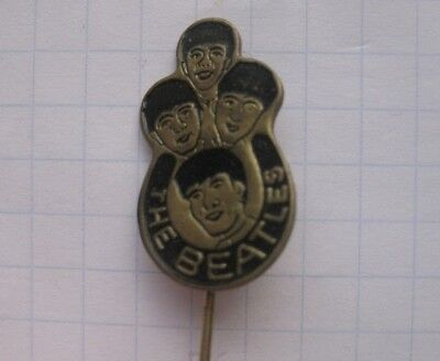 THE BEATLES / MUSIK  ............. ältere  Nadel / kein  Pin (Ka5/1)
