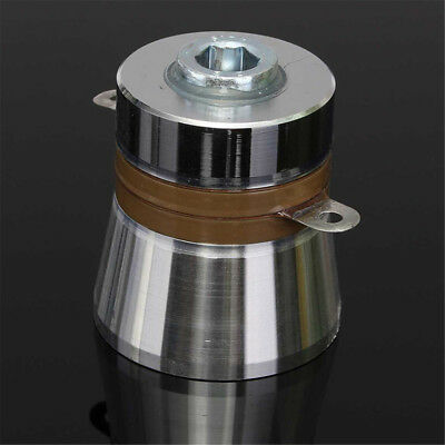 60W 40KHz High Efficiency Conversion Ultrasonic Piezoelectric Transducer Cleaner