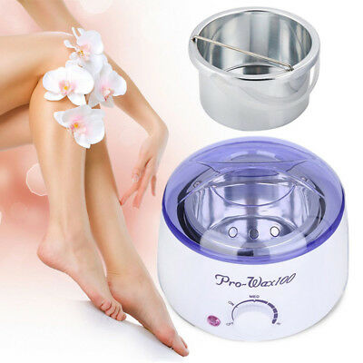 Professional Electric Wax Warmer Machine for Hair Removal - Paraffin Hard Strip