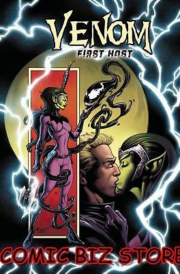 Venom First Host #3 (Of 5) (2018) 1St Printing Main Cover Marvel Comics