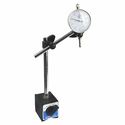Dial test indicator DTI gauge & magnetic base stand clock gauge TDC  TH083TH084