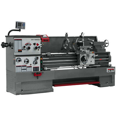 JET GH-2280ZX Large Spindle Bore Lathe With ACU-RITE 300S DRO