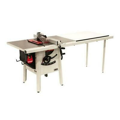 Jet 725007K 230-Volt 10-Inch Stamped Riving Knife Proshop Table w/ 52-Inch Rip