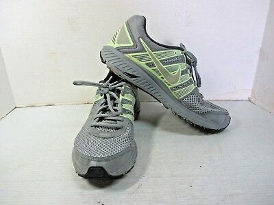 3f94dffe264a NIKE Structure 16 Dynamic Support BRS 1000 Gray Men s Running Shoes Size  11.5