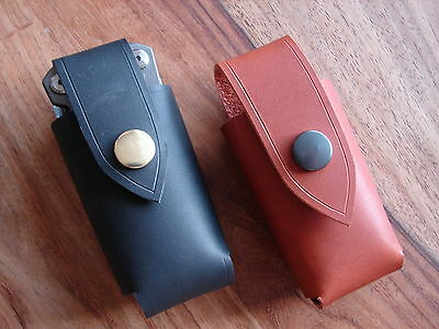Handmade leather sheath for Gerber Suspension multi tool belt cover pouch case