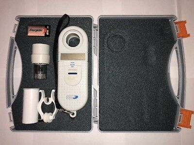 CareFusion Gold Standard Micro Spirometer 36-MS01-STK USED