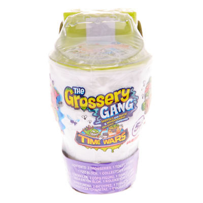 Claire's Grossery Gang Time Wars Toilet Surprise Pack- Various Colours White
