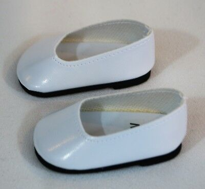 0dd19321febf0 SHOES WHITE FOR 18 in American Girl Doll Dressy Accessories Clothes