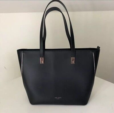 98d36a9f4f TED BAKER LONDON Softii Leather Tote Bag - $169.99 | PicClick