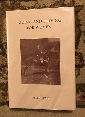 """""""Riding and Driving for Women"""" (sidesaddle, side saddle)"""