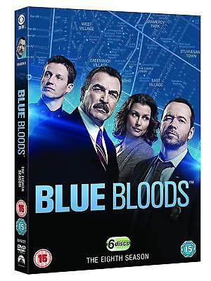 Blue Bloods Complete Season / Series 8 Dvd Englisch