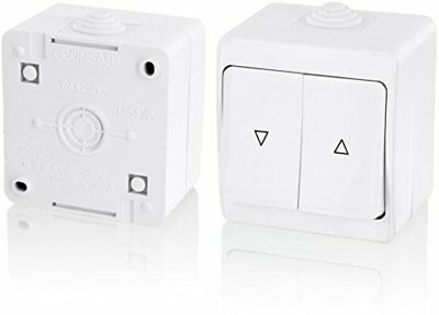 Ip54 Moisture-proof Blinds Switch–all-in-one–fr*me