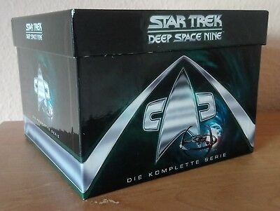 Star Trek - Deep Space Nine - Die Komplette Serie [48 DVD Box]