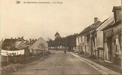 58 St-Germain-Chassenay Le Bourg