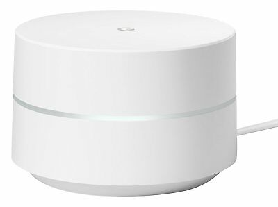 GOOGLE WiFi Whole Home System - Single Unit Enjoy Seamless Fast Reliable Wifi