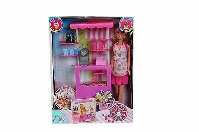 Simba Toys 105735806 - Steffi Love Coffee Shop NEU