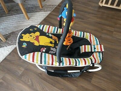 Hauck Bungee Deluxe Wiege Wippe Winnie Pooh