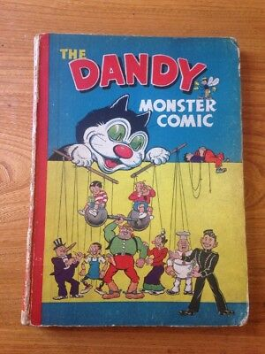 Dandy Annual 1948 - Good Condition (BW89)