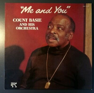 "Count Basie and his Orchestra ""Me and You"" PABLO 2310-891"