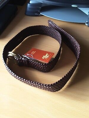 R.M. Williams Hand Crafted Belt