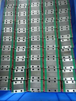 1pc only! Used Good HIWIN Linear Carriage Block MGN7C