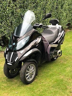 Piaggio MP3 125 **Just Serviced & MOT'd** **Includes Lap Cover**